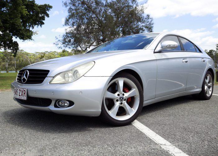 Mercedes Benz CLS350 Luxury 4 door Coupe